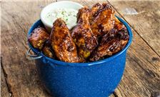 Smoked Chile Wings