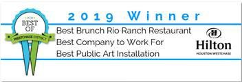 Rio Ranch Award